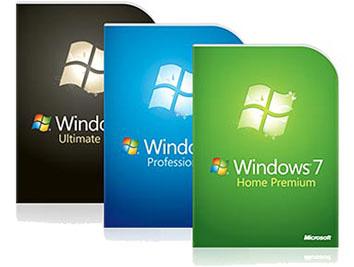 Установка windows 7 на ноутбук и компьютер заказчика