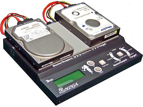 оборудование для восстановление информации с жесткого диска